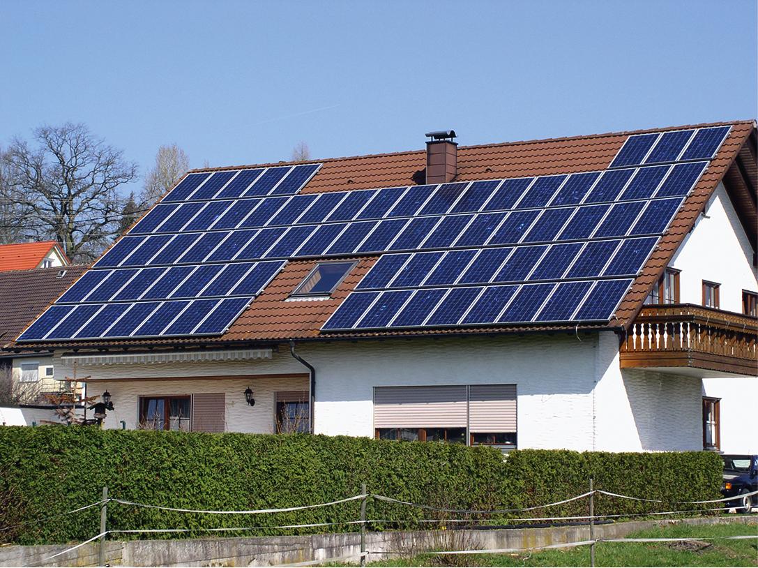Solardach Stefan Göthert