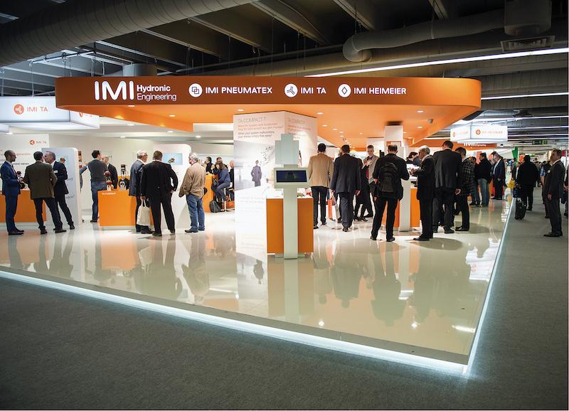 Optimierung hydronischer Verteilungssysteme von IMI Hydronic Engineering