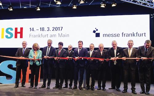 Eröffnung ISH 2017