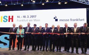ISH 2017 (Bilder: Messe Frankfurt Exhibition GmbH/Pietro Sutera)