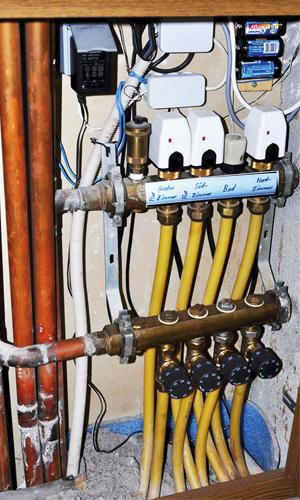 Selbsttätig thermisch-hydraulisch statt händisch hydraulisch