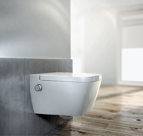 TECE Dusch-WC ohne Strom