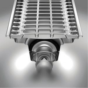 ACO Haustechnik Die neuen ACO Hygiene-Kastenrinnen