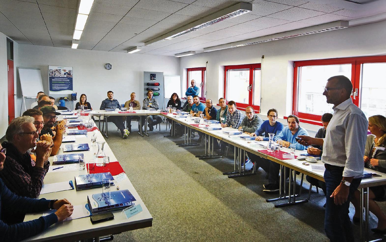 Perma-trade Wasser- Experten-Seminar