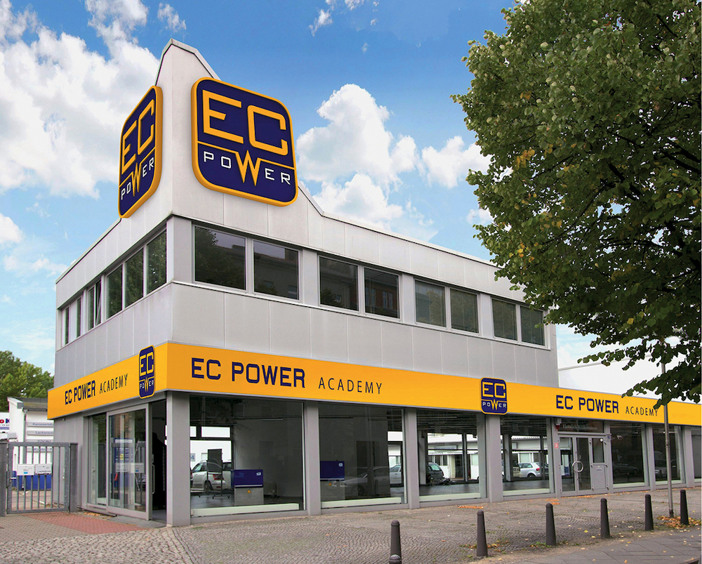 EC Power Academy Berlin-Charlottenburg