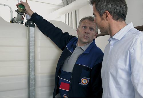 """Verordnung über Anlagen zum Umgang mit wassergefährdenden Stoffen"""" (AwSV)"""