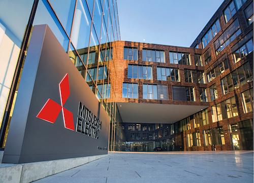 Mitsubishi Electric: Climaveneta und RC Group ziehen in Deutschlandzentrale ein