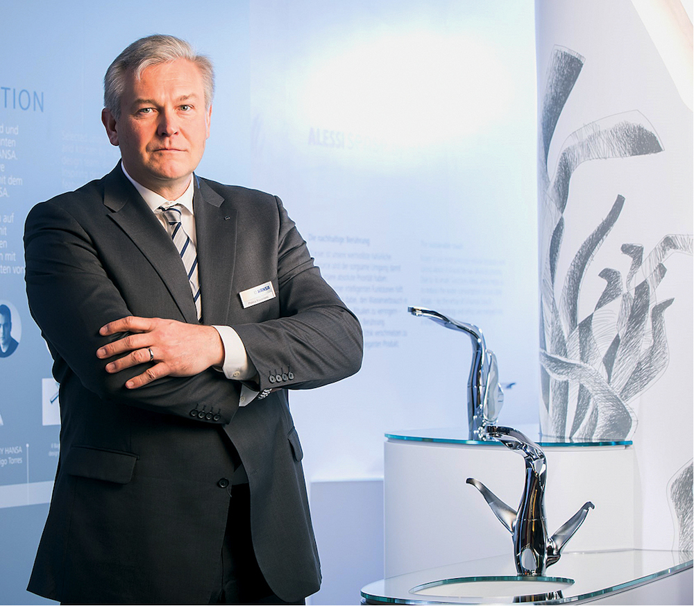 Pekka Kuusniemi, Präsident und CEO der Oras Group