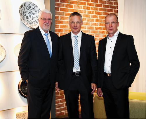 Uwe Grahl, Felix Grönwaldt, Jörg Soyka (v.l.)