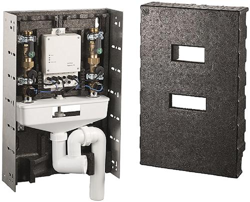 """Oventrop""""Regudrain"""" Hygiene-Spülstation für Trinkwassersysteme"""