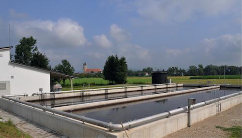 Belebungsbecken - Umweltfreundliche Wärme aus Abwasser