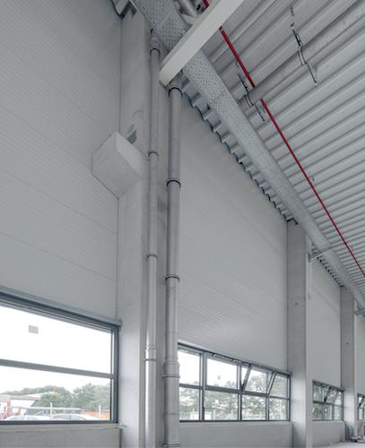 Aco Haustechnik - Das Edelstahl-Rohrsystem ACO PIPE