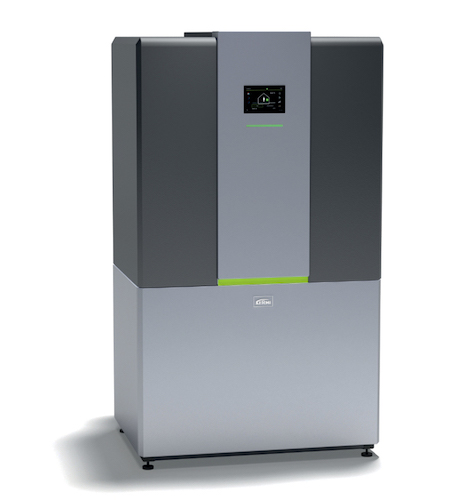 Kermi - neue Luft/Wasser-Wärmepumpe x-change dynamic AW I