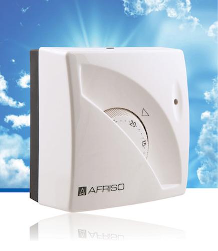 Afriso - Raumthermostat Aufputz
