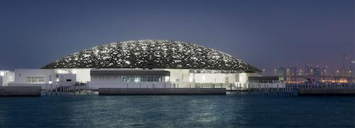 fischer Befestigungen beim Louvre Abu Dhabi