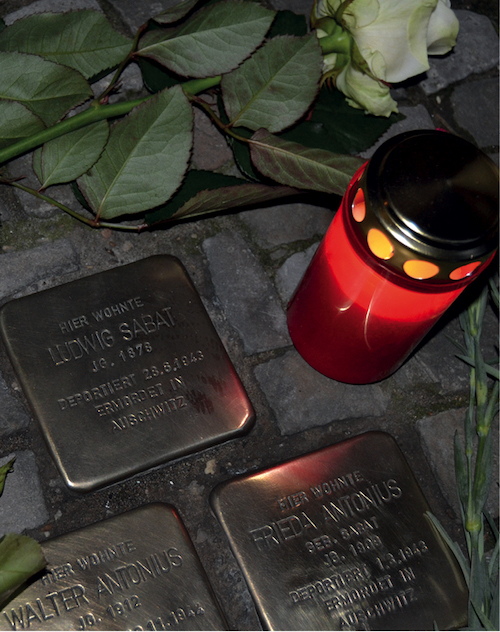 Gedenken an jüdische Mitglieder - Innung SHK Berlin