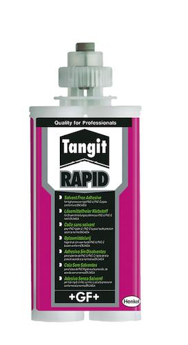 Tangit - Rohrsysteme einfach, schnell kleben