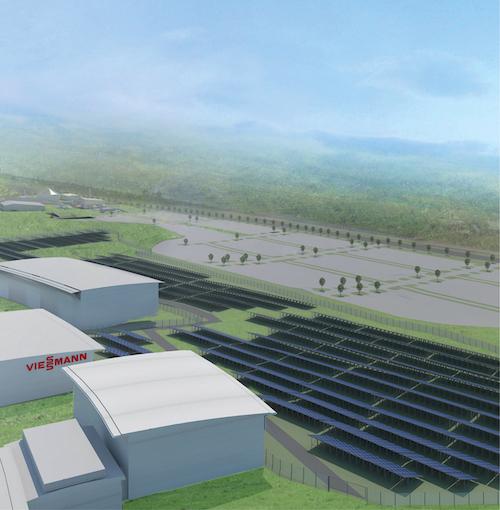 Viessmann Solarpark