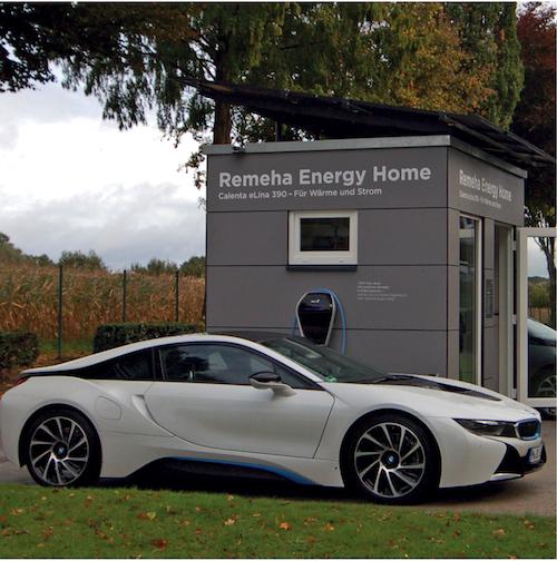 Remeha - Komplettsystem Energy Home