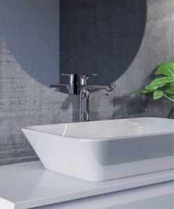 Ideal Standard - Neue Armaturenserie Connect Air