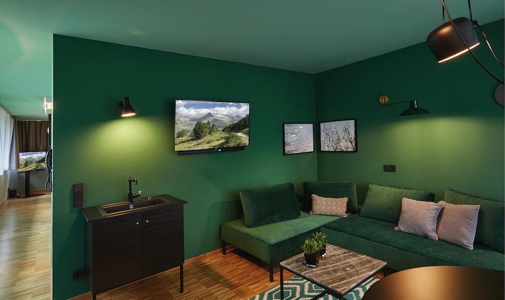 Ein Hotel in Hagen überzeugt mit einem stilsicheren Mix aus Moderne und Gemütlichkeit