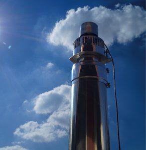 Kutzner + Weber /Rauchsauger AirSpeedy – schnell und sicher installiert