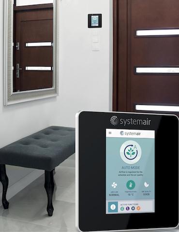 Systemair - Wohnungslüftungsgerät SAVE VTR 700