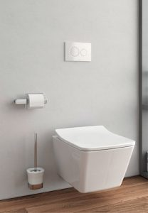TOTO Neues WC Square Perfection