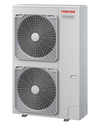 Toshiba - Neue Digital Inverter Außengeräte