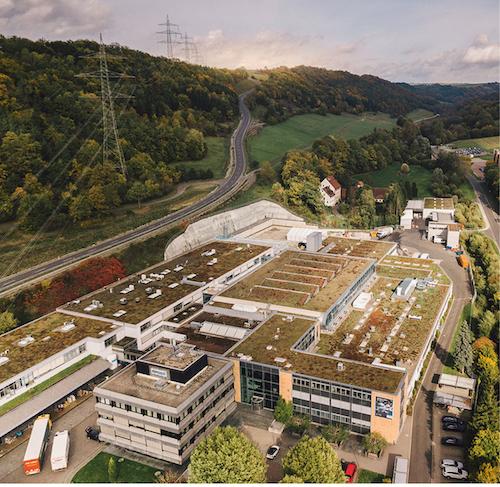 ebm-papst baut neues Entwicklungszentrum in Mulfingen
