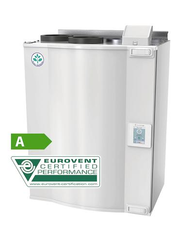 Systemair GmbH_SAVE VTR 250_B mit Eurovent und Energieeffizienzklasse A