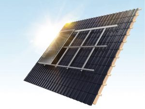 WOLF Solarmontagesystem