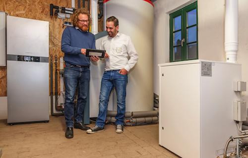 Fachhandwerker Ziegeler setzt auf Brennstoffzellen