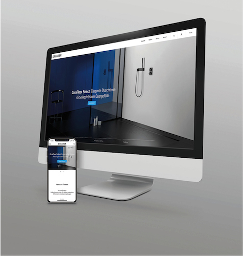 Dallmer_Neue Website