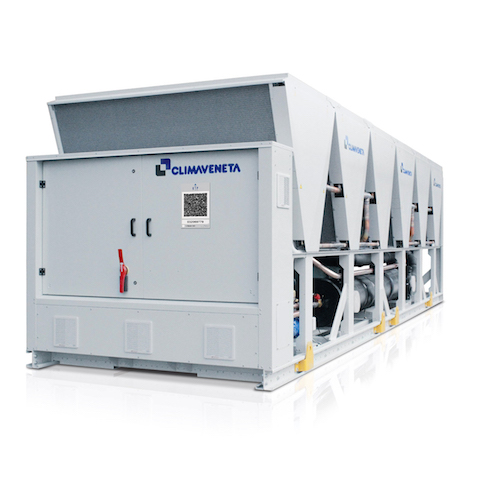 Mitsubishi Electric FX HFO Chiller