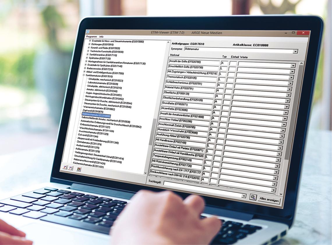 ARGE-Mitglieder trimmen ihre Produktdaten auf ETIM und BIM