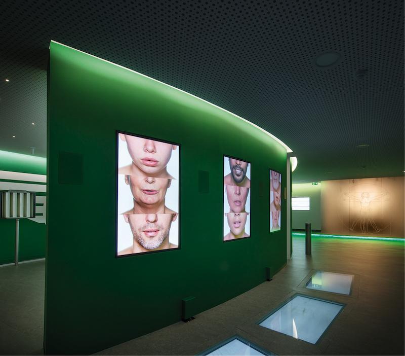 Am Firmensitz in Reinfeld hat Camfil sein neues Experience Center eröffnet