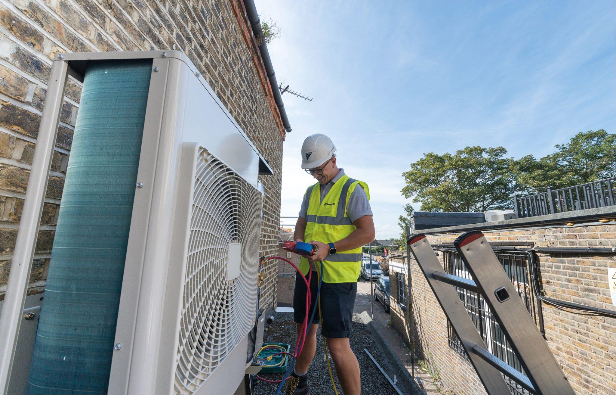 Alternative Kältemittel ermöglichen das Erreichen der Ziele der F-Gas Regelung