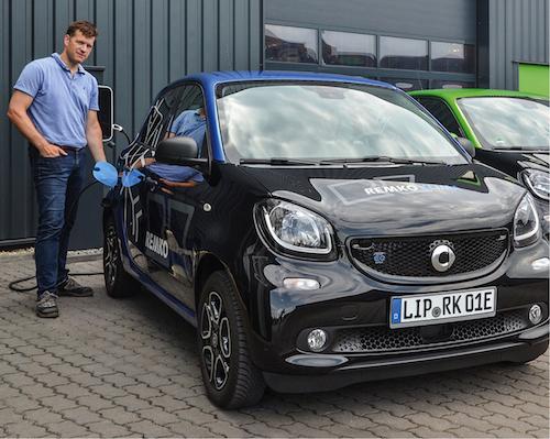 Remko fördert Elektromobilität