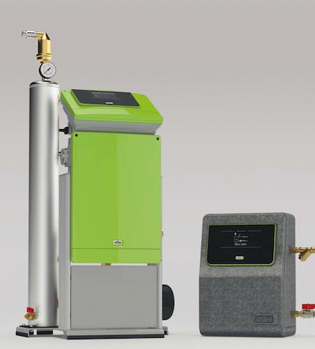 reflex Energieeffiziente Vakuum-Sprührohrentgasung