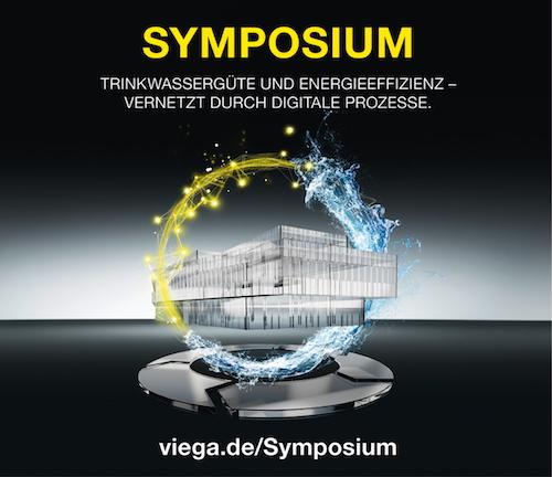 Viega Symposium Trinkwasser- güte und Energieeffizienz