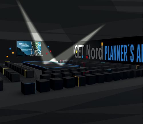 Planner's Arena feiert ein neues und innovatives Event-Format Premiere auf der GET Nord.