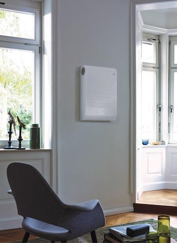 Zehnder ComfoAir 70 dezentrales Komfort-Lüftungsgerät
