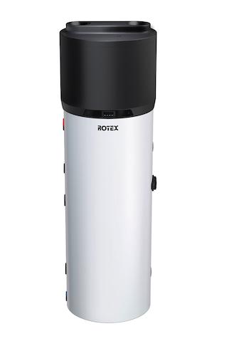 ROTEX Neue Brauchwasser-Wärmepumpe