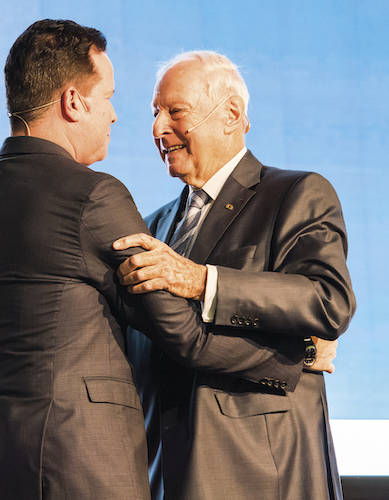Wilo: Dr. Jochen Opländer bestimmt Oliver Hermes zu seinem unternehmerischen Nachfolger