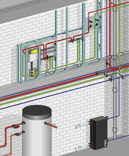 Viega - AquaVip Solutions neuer Maßstab zum Erhalt der Trinkwasserhygiene