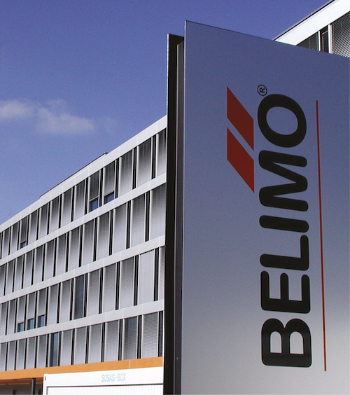Belimo-Center bei Dresden