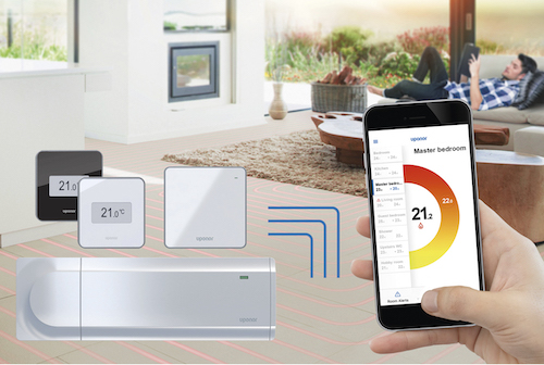 Uponor - Smart-Home-Anbindung