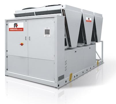 Mitsubishi Electric - Neue Free-Cooling Kaltwassersätze für IT-Kühlung