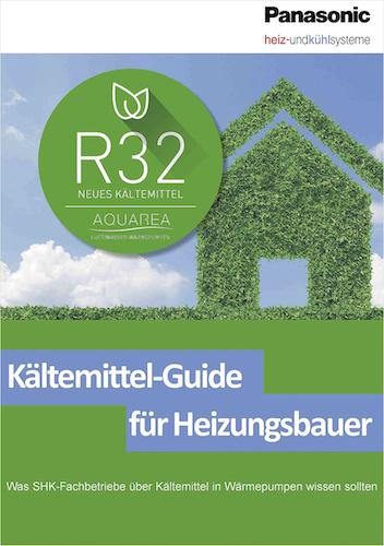 Panasonic Kältemittel-Guide für Heizungsbauer